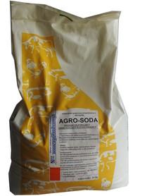 AGROSODA kwaśny węglan sodu, tl. magnezu kwasica bydło 10kg