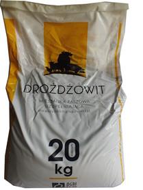 DROŻDŻOWIT drożdże paszowe+ selen op. 20kg