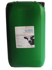 GLIKOL PROPYLENOWY 99,8% 25kg, ketoza bydła bydło