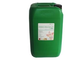 Kwas rolniczy, mlekowy jasny,przeciw biegunkom 25 kg
