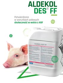 Aldekol Des FF zwalcza ASF 10l