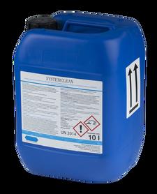 SYSTEMCLEAN 10kg środek myjąco dezynfekujący do systemów pojenia dla drobiu i trzody