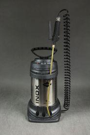 Stalowy opryskiwacze ciśnieniowe (6 bar) INOX 5l