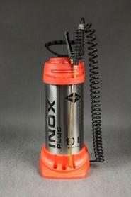 Stalowy opryskiwacze ciśnieniowe (6 bar) INOX 10l