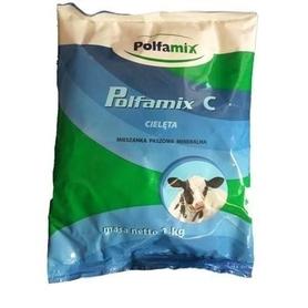 Polfamix C dla cieląt- witaminy minerały