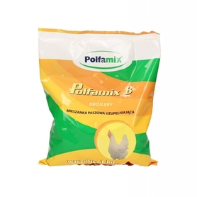 POLFAMIX B 1 kg witaminy dla brojlerów