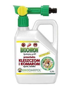 BIOCHRON NATURALNY odstrasza komary, kleszcze 1,2l sprayer
