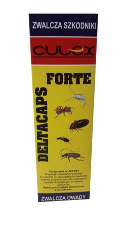 Deltacaps  30ml zwalcza owady  muchy, prusaki rybiki pluskwy (1)