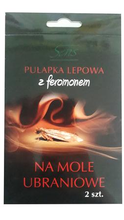 Sens feromonowa pułapka na mole ubraniowe 2 szt (1)