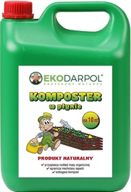 KOMPOSTER BIO przyspiesza kompost 5L