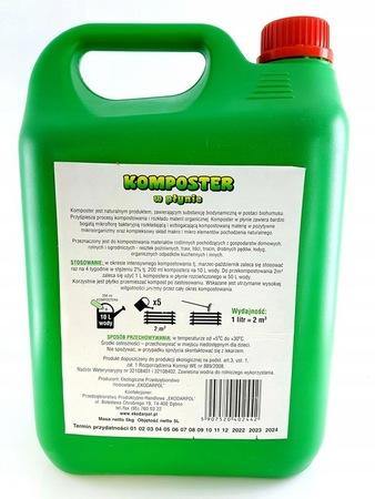 KOMPOSTER BIO przyspiesza kompost 5L  (2)