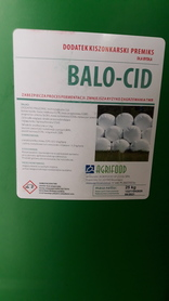BaloCid ZAKISZACZ traw sianokiszonka balot na 25ton