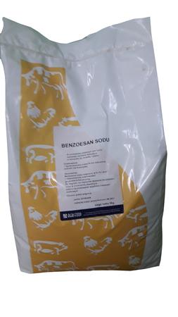 BENZOESAN Sodu konserwant przeciw pleśni kiszonki 5kg/ 50t (1)