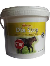 DIASTOP ostre biegunki cieląt,bydła,biegunka 2 kg