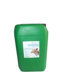 GLICERYNA Roślinna 99,5% 25kg