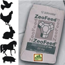 ZEOFEED na mykotoksyny 25 kg