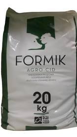AGRO-CID FORMIK zakwaszacz paszowy, przeciwbiegunkowy 20 kg