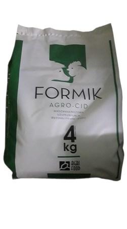 AGROCID FORMIK zakwaszacz paszowy, przeciwbiegunkowy 4 kg (1)