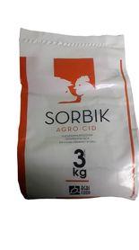AGROCID SORBIK,zakwaszacz paszowy, na biegunki op. 3kg