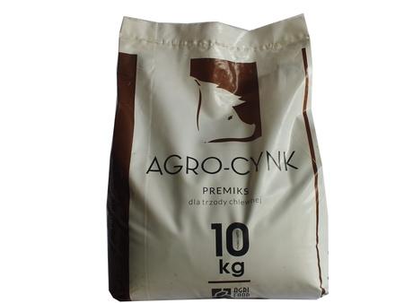 Agrocynk ,dodatek paszowy z tlenkiem cynku 10kg (1)