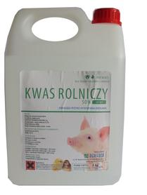 Kwas rolniczy, mlekowy jasny,przeciw biegunkom 5 kg