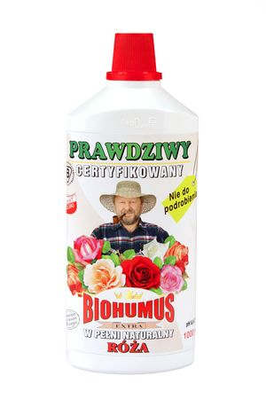 BIOHUMUS EXTRA RÓŻA 1,0 l. (1)