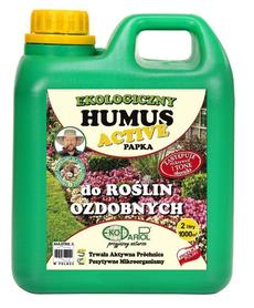HUMUS ACTIVE PAPKA do roślin ozdobnych 2,0 L.