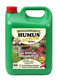 HUMUS ACTIVE PAPKA do roślin ozdobnych 5L.
