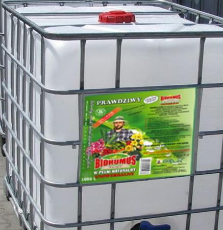 Nawóz ekologiczny HUMUS ACTIVE 1000L (1)
