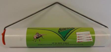 SILENCE lep na muchy w rolce 1 rolka 10m na 30cm (1)