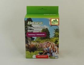 TickOut Set zestaw środek płyn na komary 2x250ml