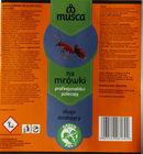 DELTACAPS FORTE MOCNY AEROZOL ZAMGŁAWIAJĄCY  Mrówki (3)