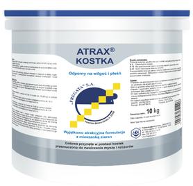 Atrax Kostka 10 kg difenakum