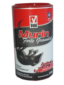 MURIN FORTE GRANULAT (bromadiolone) 250g