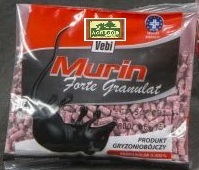 MURIN FORTE GRANULAT (bromadiolone) 100g