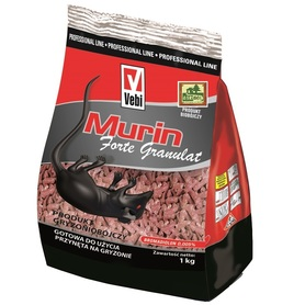 MURIN FORTE GRANULAT (bromadiolone) 1kg