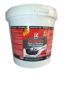 MURIN FORTE W KOSTKACH PARAFINOWANYCH (bromadiolone) 5kg
