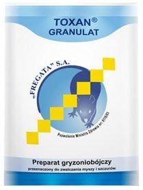 Toxan Granulat op. 20kg bromadiolone