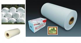 Folia do sianokiszonki SiloErg 750 biała