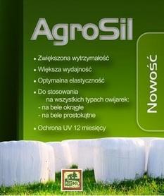 Folia Sianokiszonka AGROSIL Super 5, 750x1500 5WARSTW