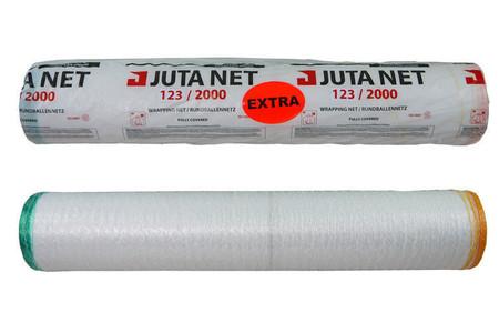 Siatka do słomy; Juta Net Extra; Szer: 123cm; dł: 3000m; (1)