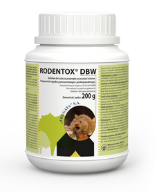 Rodentox® DBW 200g warfaryna
