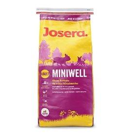 Karma JOSERA Miniwell 15 kg dla psów małych ras