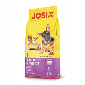 JOSERA pies - karma Josidog Junior Sensitive 18 kg