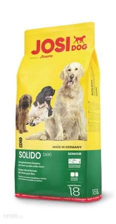 JOSERA JosiDog Solido lekka karma dla psa 18 kg (1)