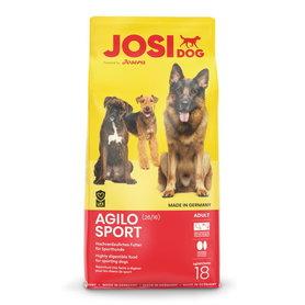JOSERA JosiDog Agilo Sport dla psów aktywnycg 18kg