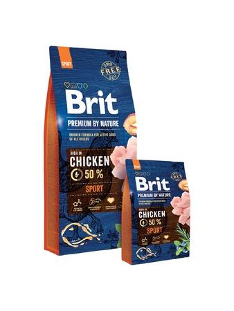BRIT PremiumByNature SPORT 15kg dla psów aktywnych (1)