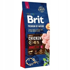 BRIT Karma Premium By Nature Adult LARGE 15kg