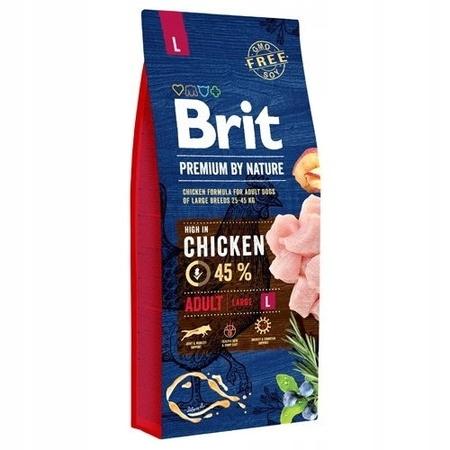 BRIT Karma Premium By Nature Adult LARGE 15kg (1)
