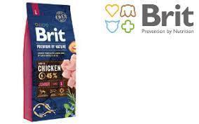 BRIT Karma Premium By Nature Junior LARGE 15kg (1)